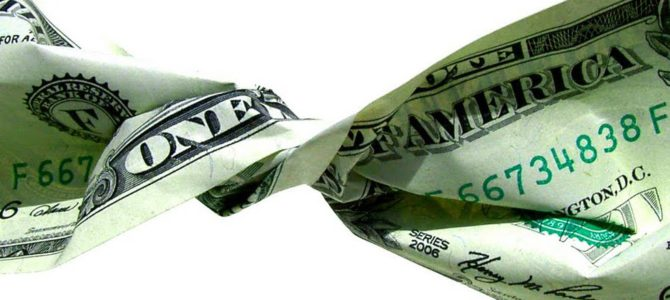 Six Ways Our Relationship To Money Is Twisted