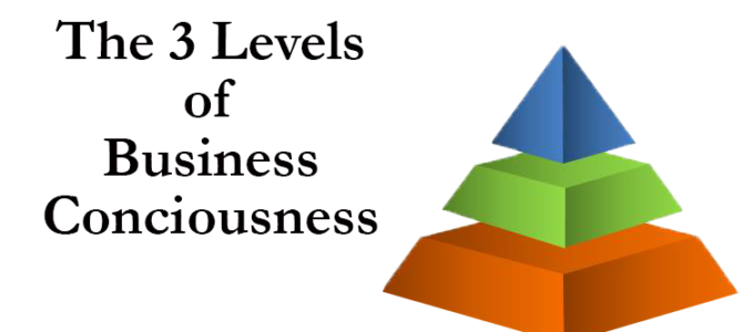 The 3 Levels of Business Consciousness